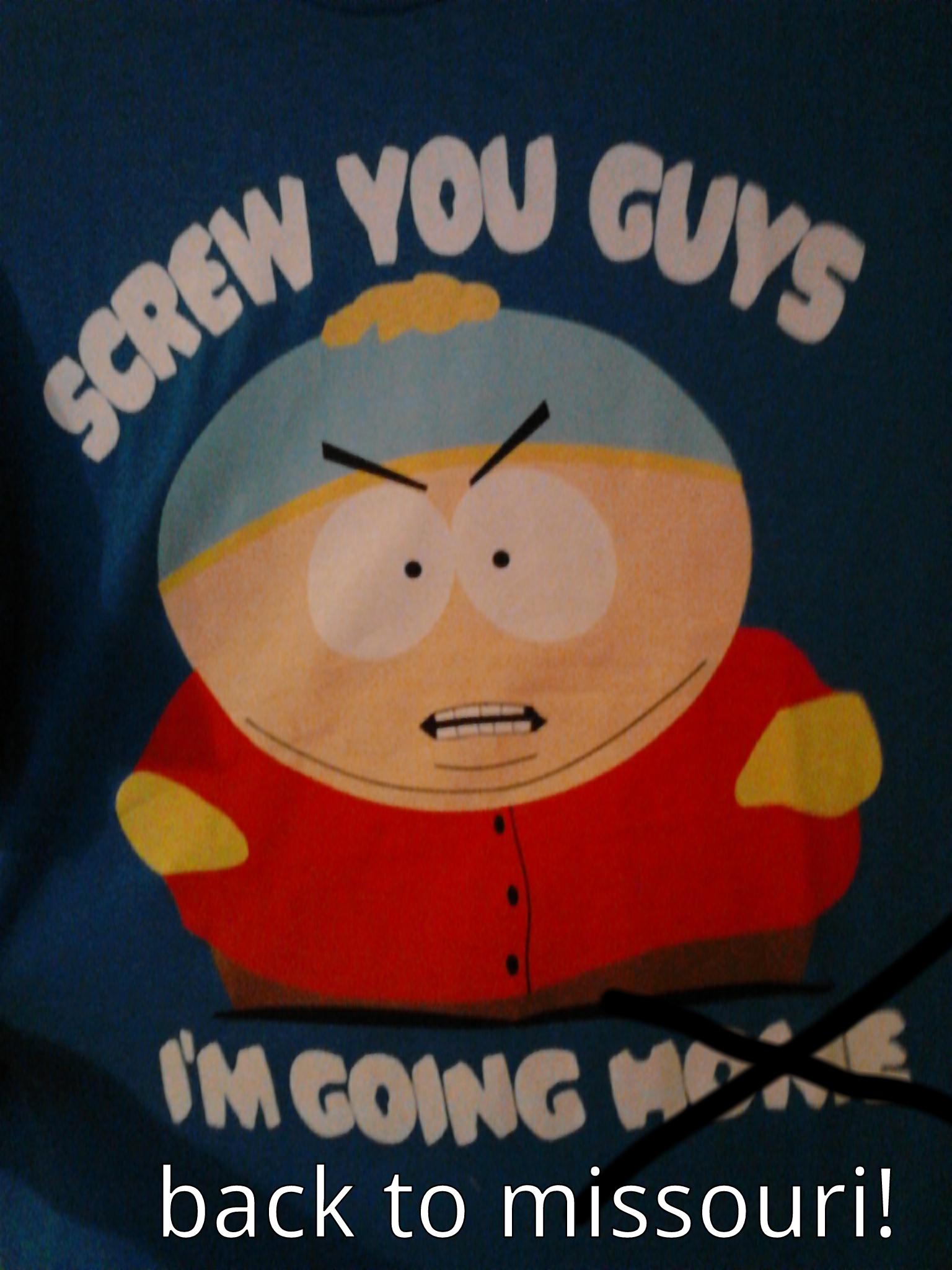 Southpark Shirt