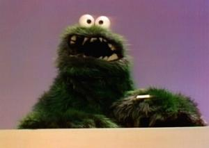 Original Cookie Monster